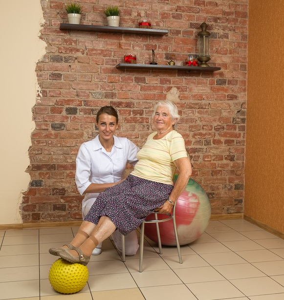 in home occupational therapy for seniors