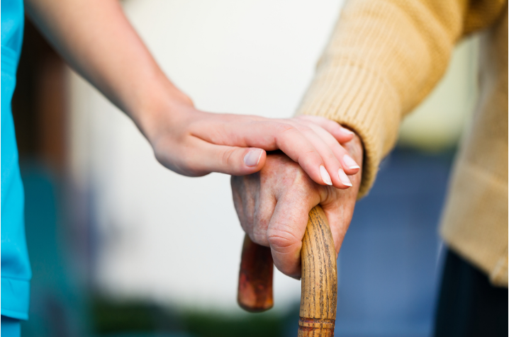 learn how to find a compassionate caregiver to provide senior care