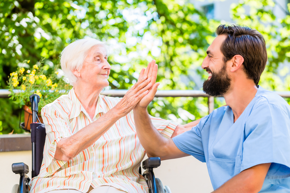 Comparing home care agencies to private caregivers