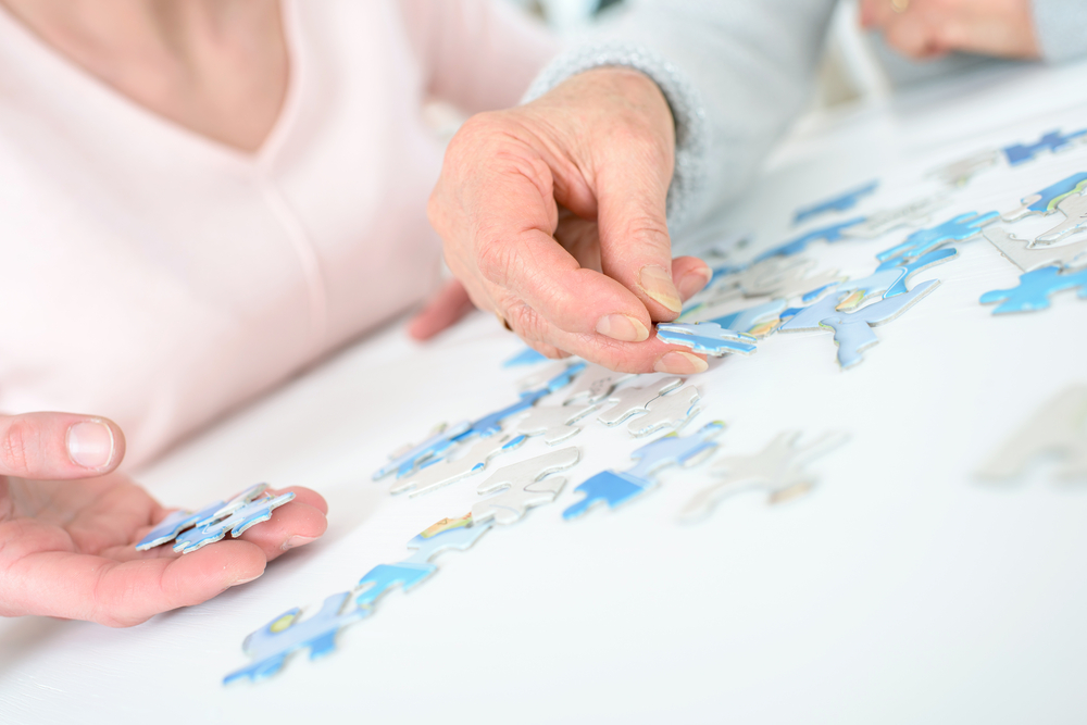 creative and therapeutic activities for seniors with Alzheimer's and dementia