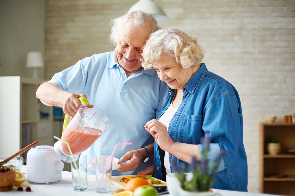 Smoothies can be a nutritious and delicious part of a stroke recovery meal plan.