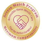 Access Match Caregiver Program