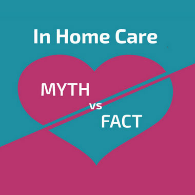 In Home Care Myth vs. Fact